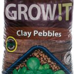 clay pebbles for hydroponics