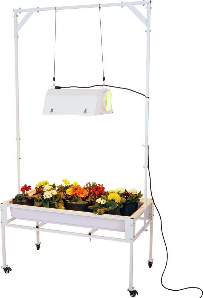 Hydrofarm 2 X 4 Tray Stand For Hydroponics Gardening