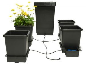 AutoPot System Gravity hydroponics system review