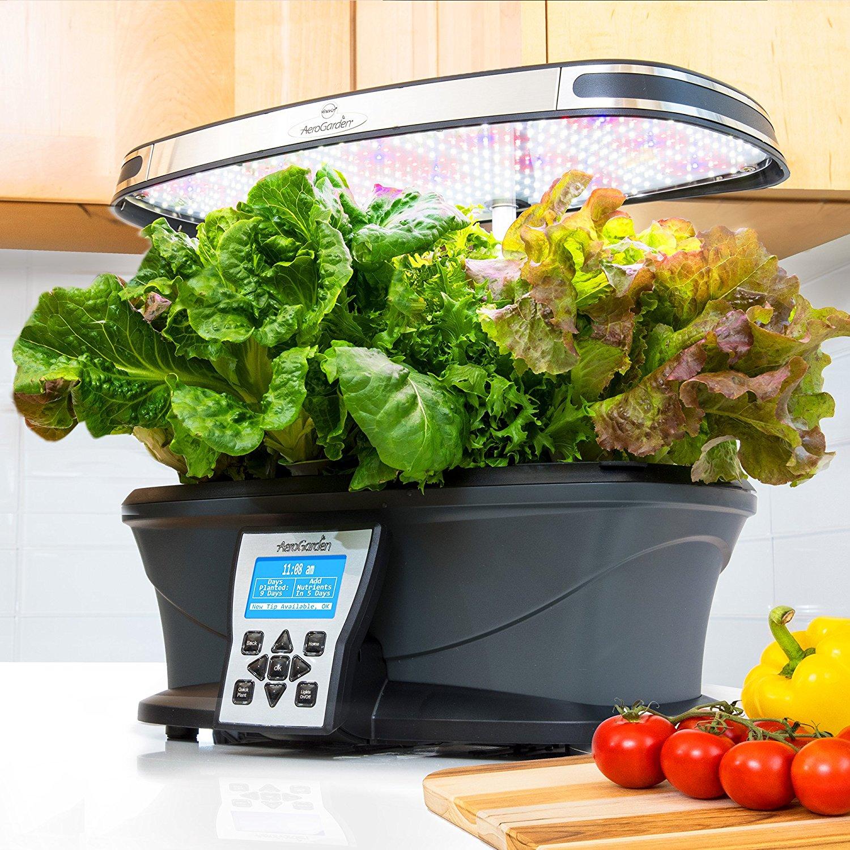 aerogarden ultra led hydroponics