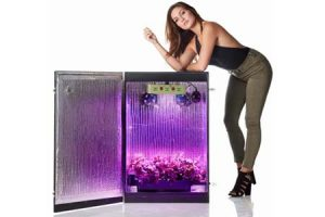 best grow cabinets